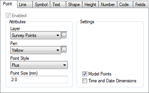 The Display of Points – AppsinCadd