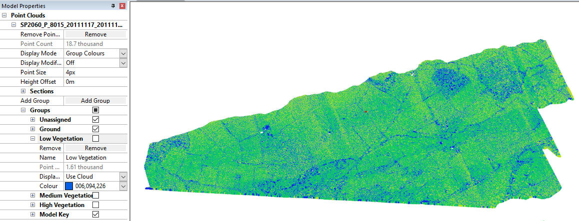 Groups Within Point Clouds – AppsinCadd