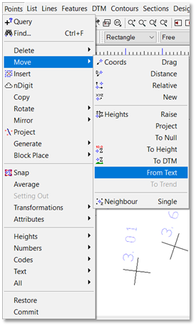 Generating Points From CAD – AppsinCadd